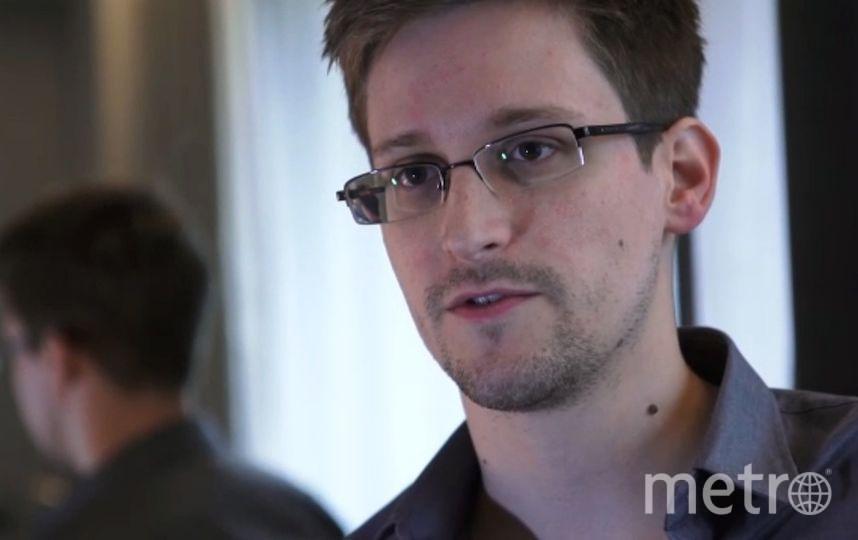 Эдвард Сноуден. Фото AFP