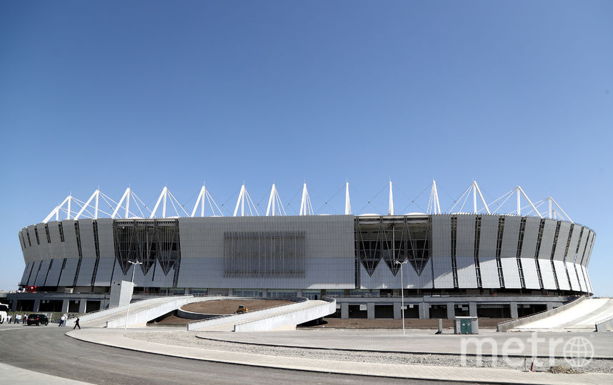 Стадион в Ростове. Фото Getty