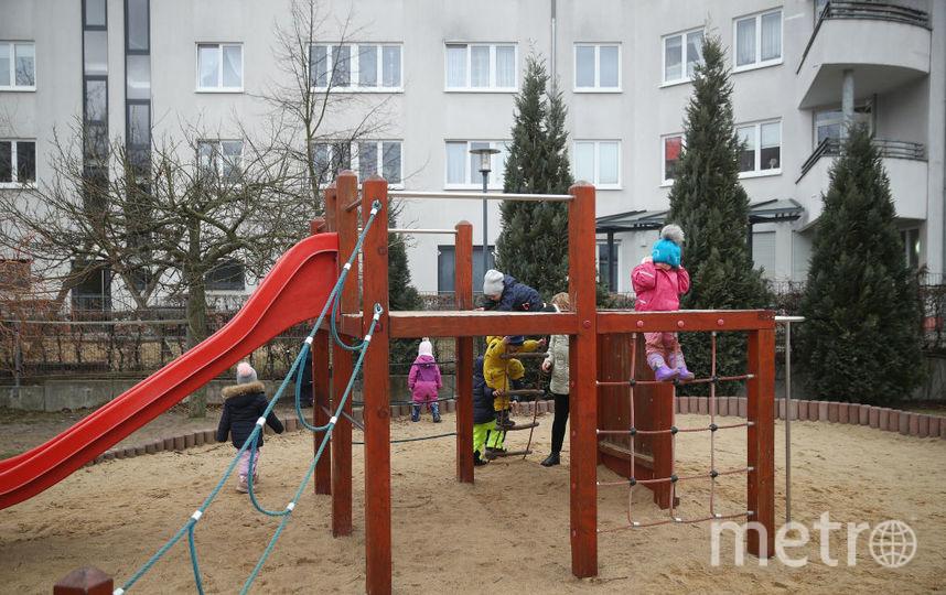 В Москве четверо малышей отравились растворителем в детском саду. Фото Getty