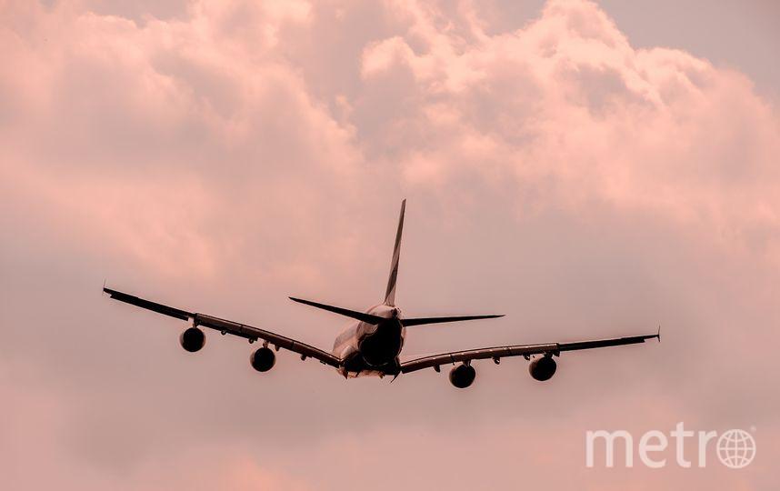 На борту Boeing 737 находилось 104 человека. Фото Pixabay