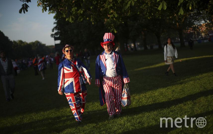 Виндзор готов к свадьбе принца Гарри и Меган Маркл. Фото Getty
