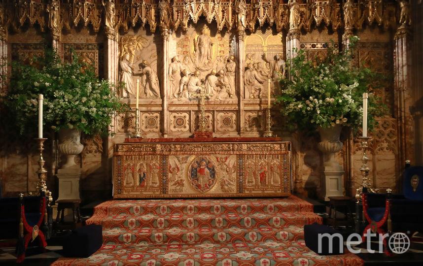 Брат Принцессы Дианы, Опра Уинфри и другие гости свадьбы прица Гарри и Меган Маркл. Фото Getty