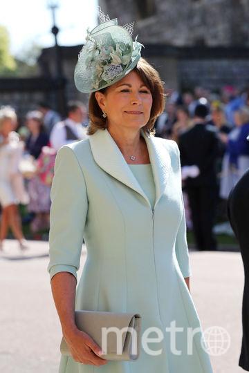 Кэрол Миддлтон, мама герцогини Кембриджской. Фото Getty