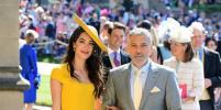 Звёзды на свадьбе принца Гарри и Меган Маркл: Самые элегантные наряды церемонии