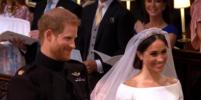 Свершилось!: Принц Гарри женился на Меган Маркл