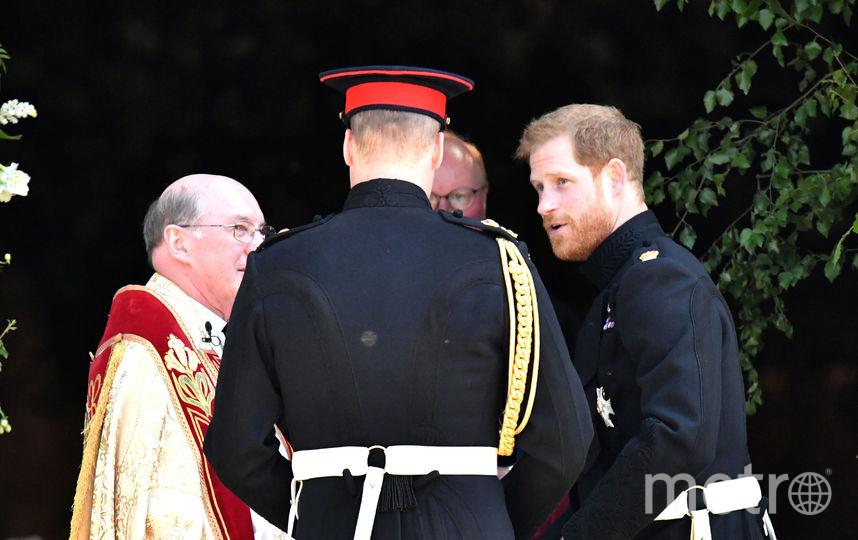 Самые яркие фото свадьбы принца Гарри и Меган Маркл. Фото Getty
