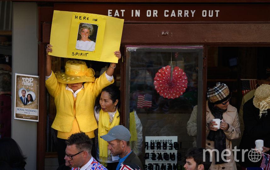 Британцы вспоминают принцессу Диану. Фото Getty