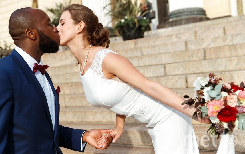 Свадьба Анны и Эдриана. Фото Из личного архива Анны Кабба, фотограф Назар Воюшин