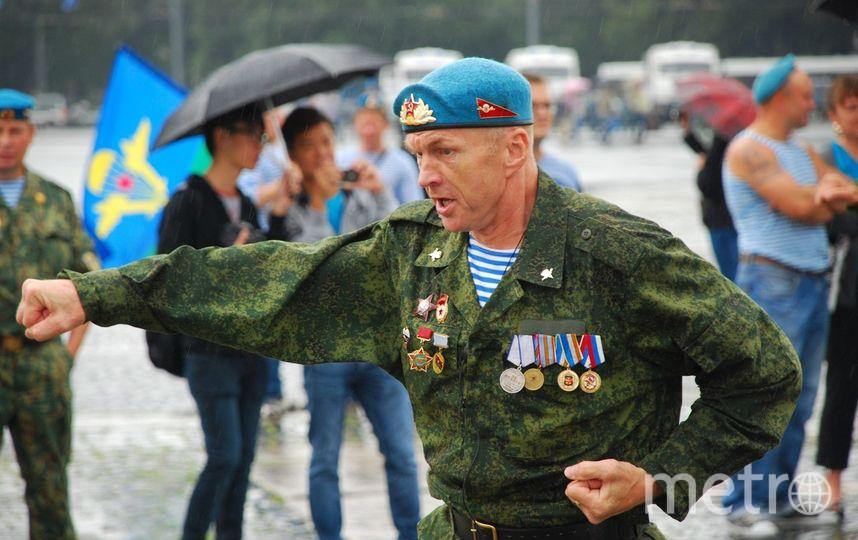 Отец Анны Кабба, тренер по боксу Игорь Рачилин. Фото предоставил Игорь Рачилин