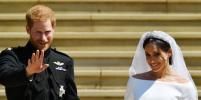Свадьба принца Гарри и Меган Маркл шокировала больного отца невесты. Фото