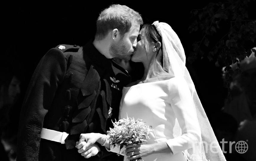 Свадьба принца Гарри и Меган Маркл получилась трогательной и красивой. Фото AFP