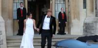 Свадьба принца Гарри и Меган Маркл: какое платье невесты считают более сексуальным. Фото