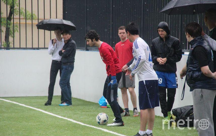 """Когда дождь - не помеха. Фото предоставлено движением """"Go Sport""""."""