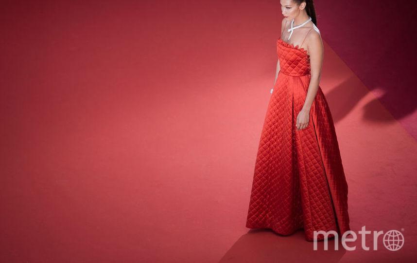 белла хадид, закрытие Каннского кинофестиваля - 2018, фотоархив. Фото Getty