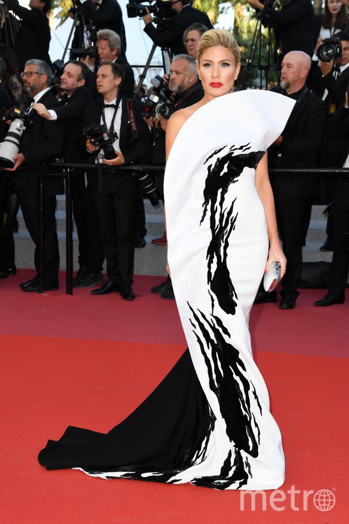 Хофит Голан, закрытие Каннского кинофестиваля - 2018, фотоархив. Фото Getty