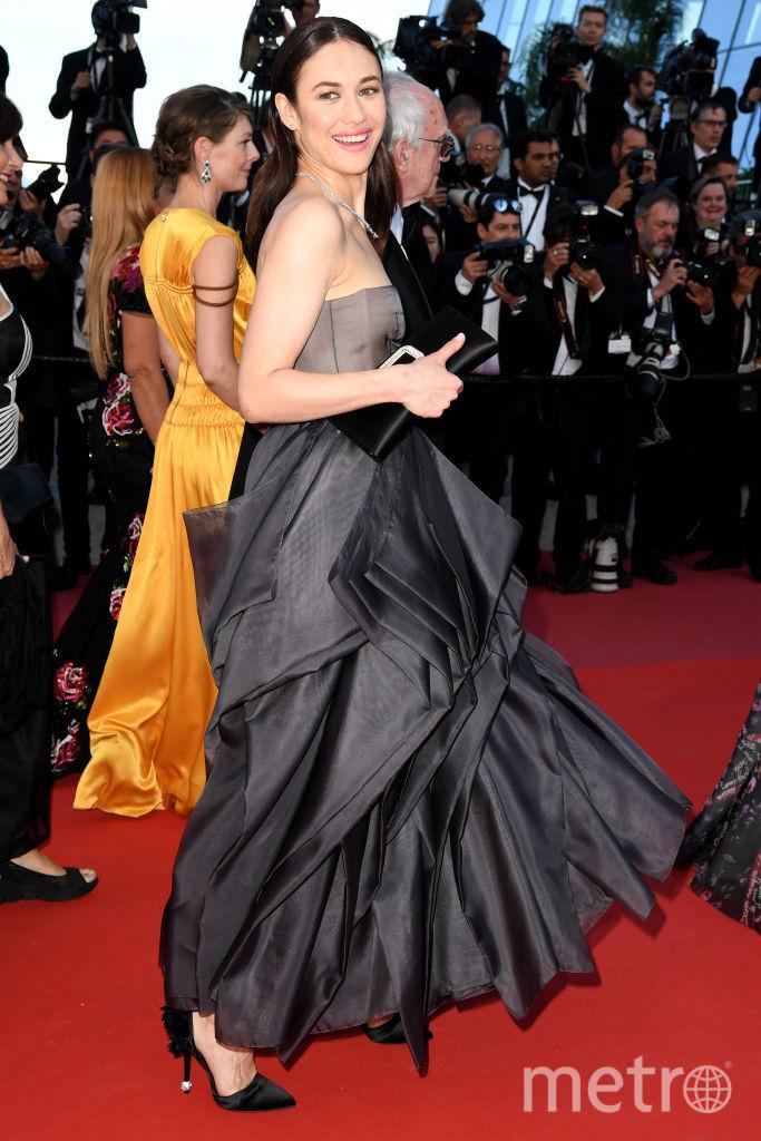 Ольга Куриленко, закрытие Каннского кинофестиваля - 2018, фотоархив. Фото Getty