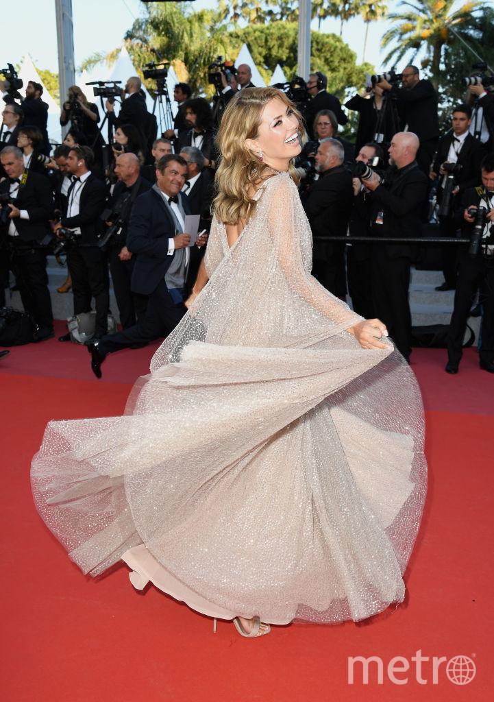Виктория Боня, закрытие Каннского кинофестиваля - 2018, фотоархив. Фото Getty