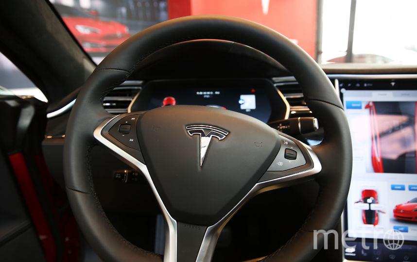 Tesla. Фото Getty