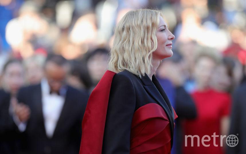 Кейт Бланшет, Закрытие Каннского кинофестиваля - 2018, фотоархив. Фото Getty