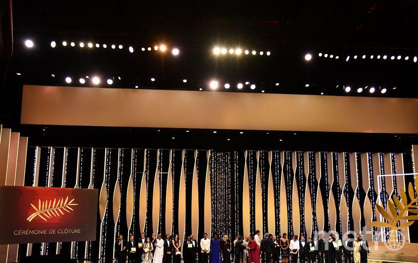 71-й Каннский международный кинофестиваль проходил с 8 по 19 мая 2018 года. Фото AFP