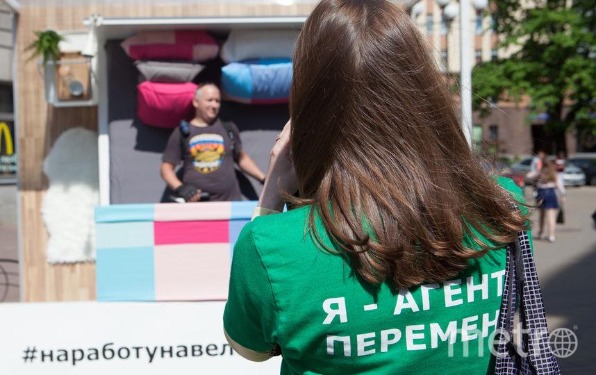 "На работу - на велосипеде. Фото все - Святослав Акимов., ""Metro"""