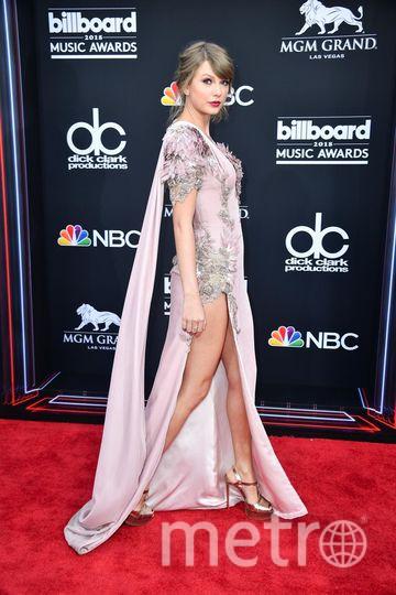 Billboard Music Awards-2018. Тейлор Свифт. Фото Getty
