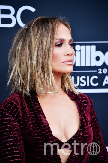 Billboard Music Awards-2018.Дженнифер Лопес. Фото Getty