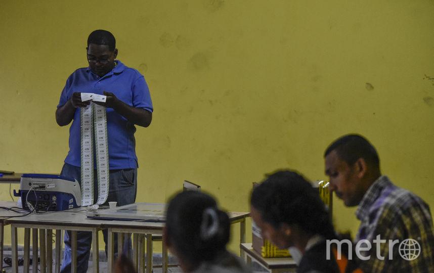 Выборы в Венесуэле. Фото AFP