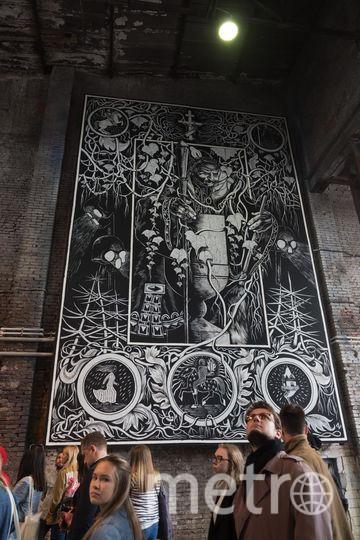 "Итальянца вдохновила Баба-яга. Фото Святослав Акимов, ""Metro"""