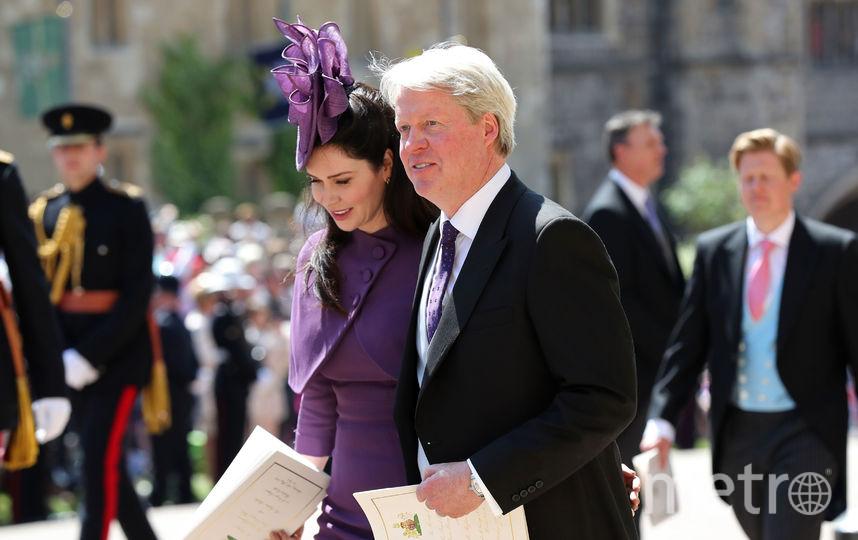 Дядя принца Гарри, брат принцессы Дианы Чарльз Спенсер. Фото AFP