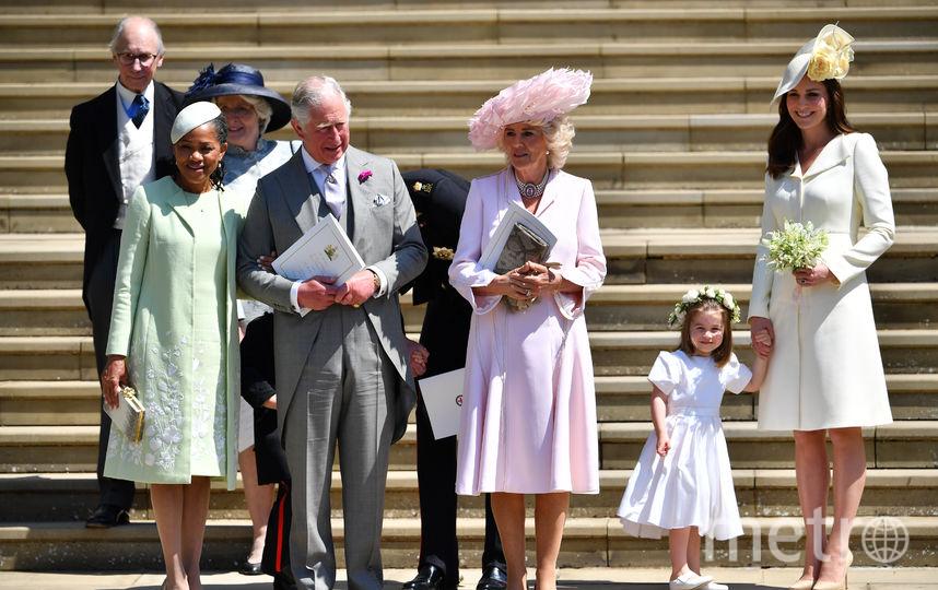 Свадьба принца Гарри и Меган Маркл состоялась 19 мая. Фото AFP