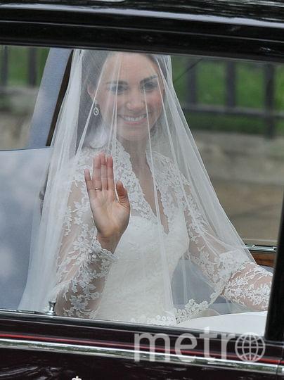 Свадьба принца Уильяма и Кейт Миддлтон. Фото Getty