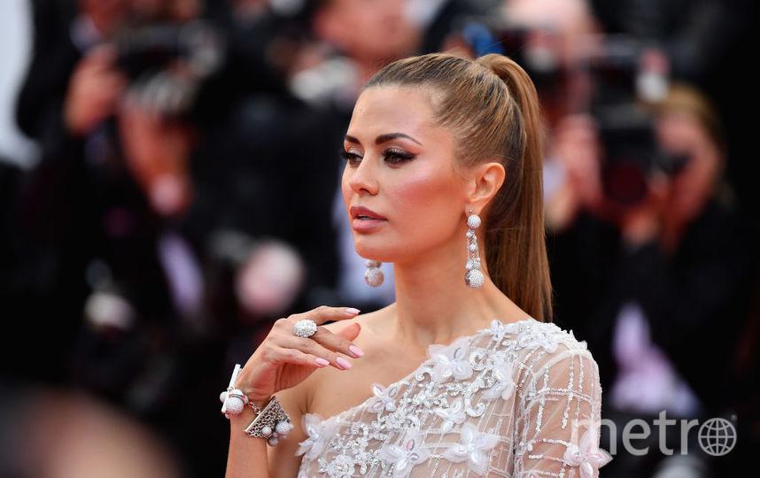 Виктория Боня на красной дорожке Каннского кинофестиваля – 2018. Фото Getty
