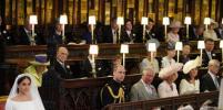 СМИ: На свадьбе принца Гарри и Меган Маркл было свободное место для принцессы Дианы
