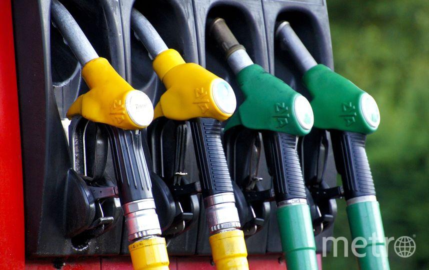 По данным Росстата, средняя розничная цена бензина на 14 мая составляла 41,28 рублей за литр. Фото Pixabay