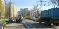 С улиц Петербурга за неделю вывезли 500 тонн мусора