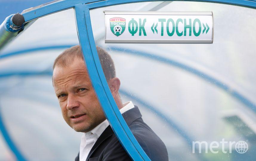 Российский специалист Дмитрий Парфёнов. Фото Getty
