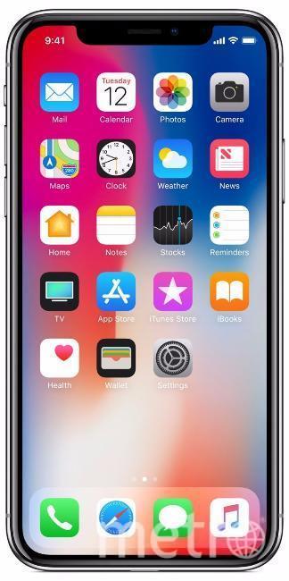 Apple iPhone X. Фото https://maxi.az/ru