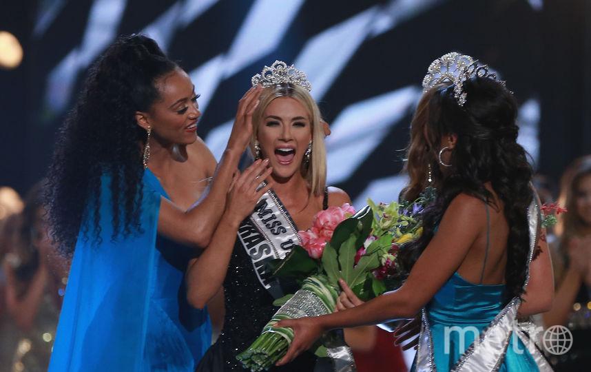 "Финал ""Мисс США-2018"". Сара Роуз Саммерс. Фото Getty"