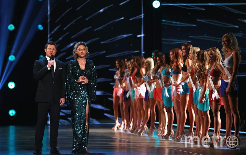 "Финал ""Мисс США-2018"". Фото Getty"