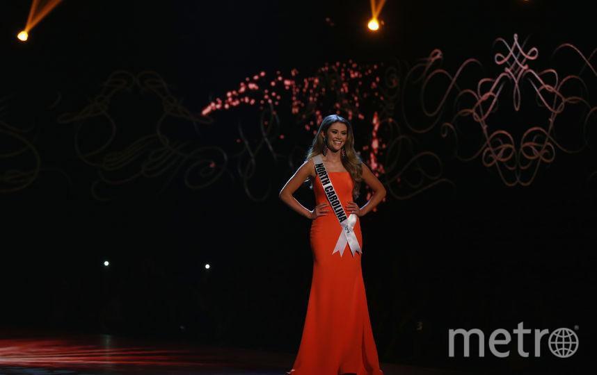 "Финал ""Мисс США-2018"". Кайлин Миллер. Фото Getty"