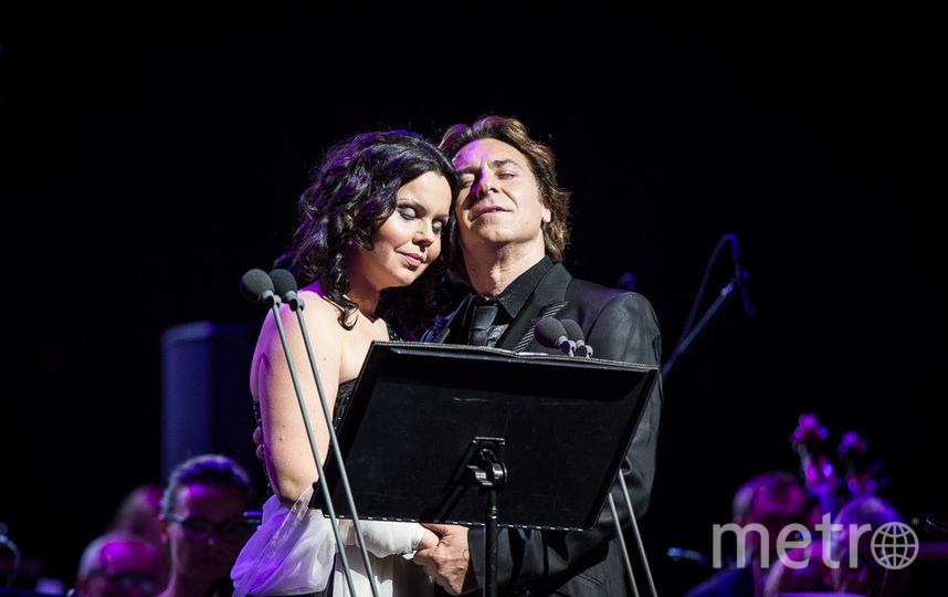 Роберто Аланья и Александра Куржак. Фото предоставлены организаторами