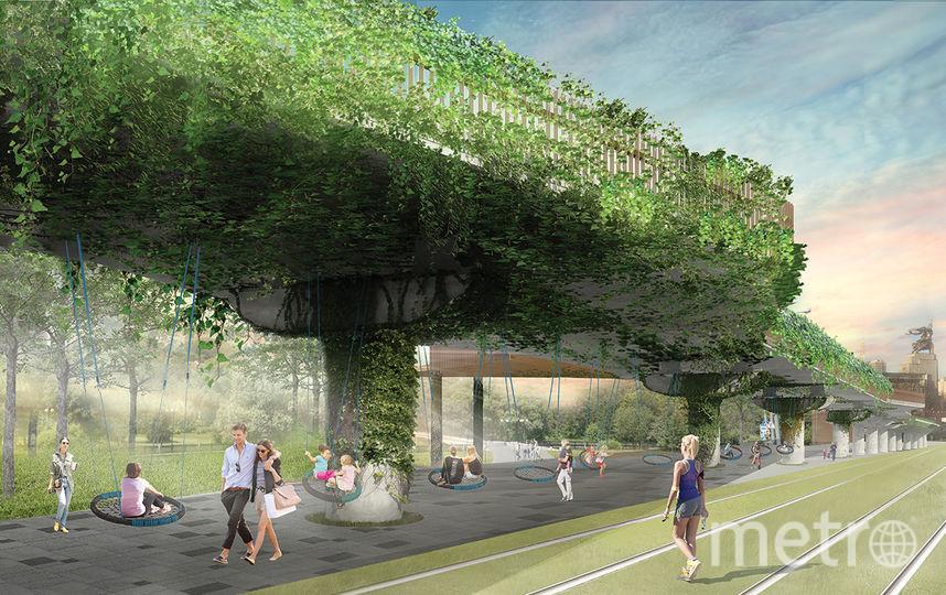 Зелёная смотровая. Фото Изображения предоставлены Wowhaus