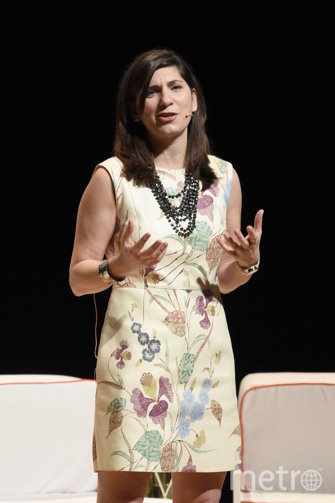 Стэйси Каннингем возглавила Нью-Йоркскую фондовую биржу. Фото Getty