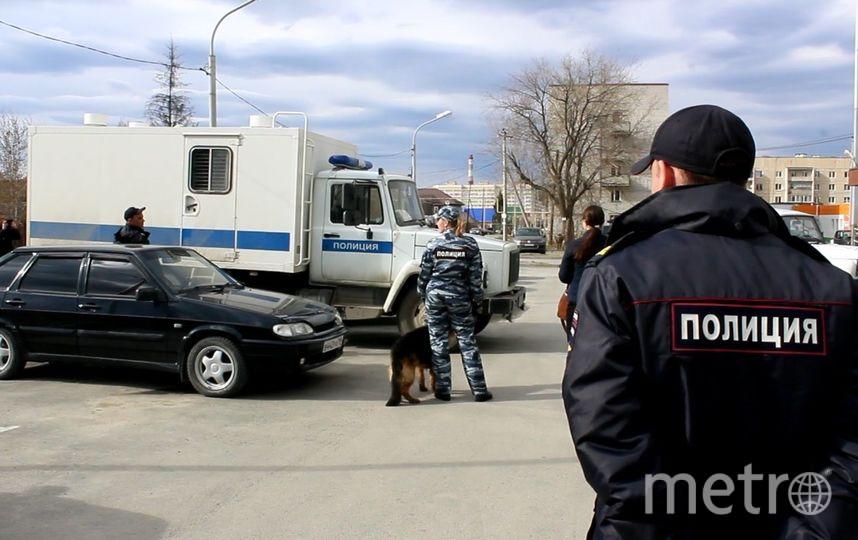 Оперативное фото. Фото пресс-служба ГУ МВД России по Свердловской области