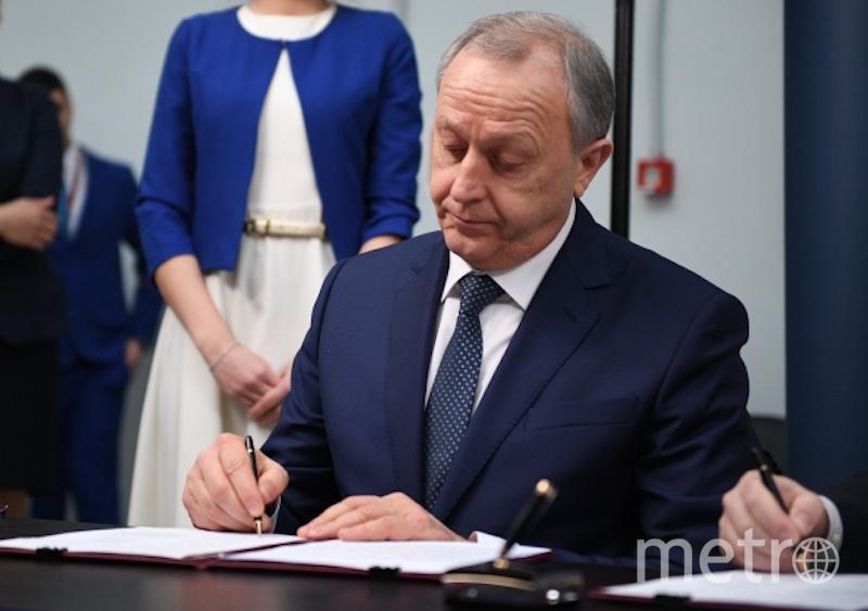 Губернатор Саратовской области Валерий Радаев. Фото РИА Новости