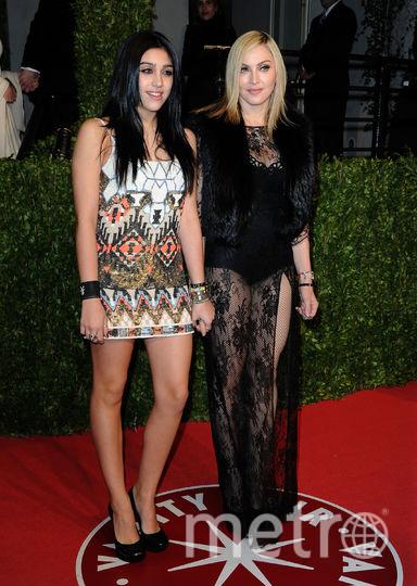 Лурдес с Мадонной. Фото Getty