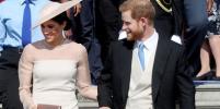 Первый выход Меган Маркл после свадьбы: платье жены принца Гарри произвело фурор