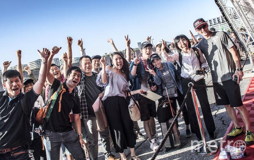 Японский этап Red Bull Air Race пройдёт в Тибе. Фото redbullcontentpool.com , Предоставлено организаторами