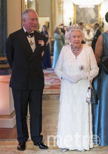 Королева Елизавета II и принц Чарльз. Фото Getty
